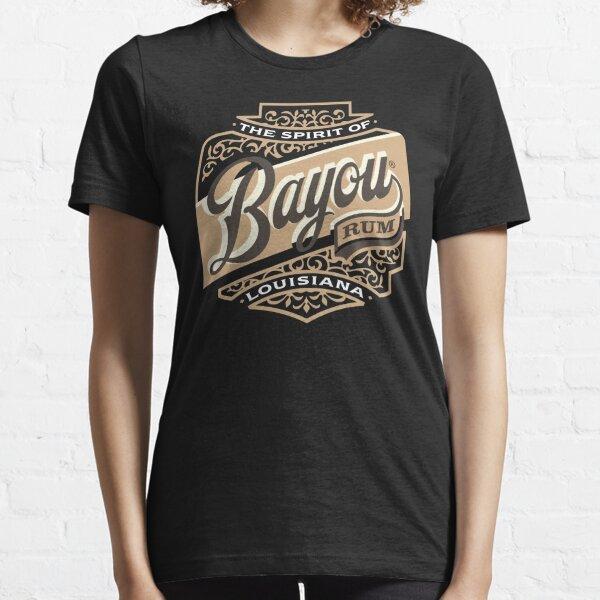 Ron con especias Bayou Camiseta esencial