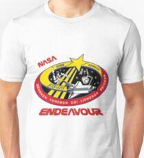 STS-123 Endeavour Mission Logo Unisex T-Shirt