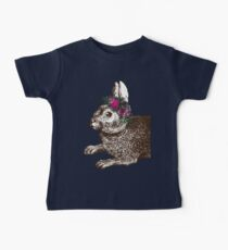 The Rabbit and Roses Kids Clothes