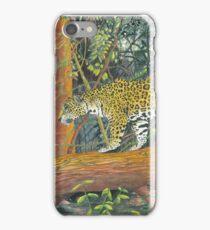 Jaguar Brazil iPhone Case/Skin