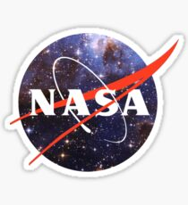 NASA-Raum Sticker