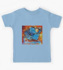 Mystic Moon at the Mountains of Madness  Kids Tee