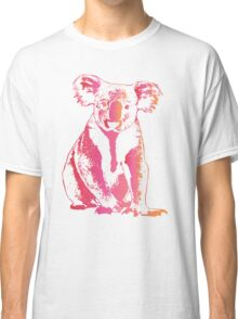 Colorful Koala Classic T-Shirt