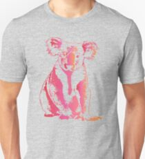 Colorful Koala Unisex T-Shirt