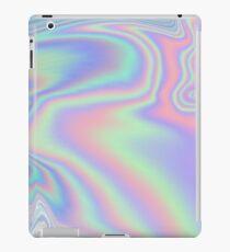 Holographische Reise iPad-Hülle & Klebefolie