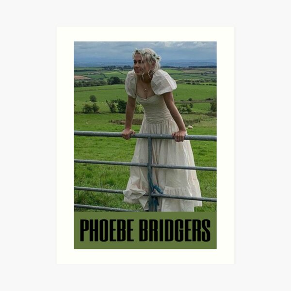 Phoebe Bridgers Impression artistique