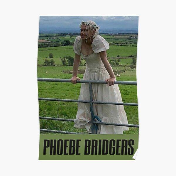 Phoebe Bridgers  Poster