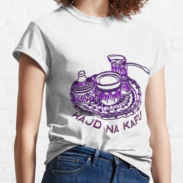 Bosna-Hajd na kafu Classic T-Shirt