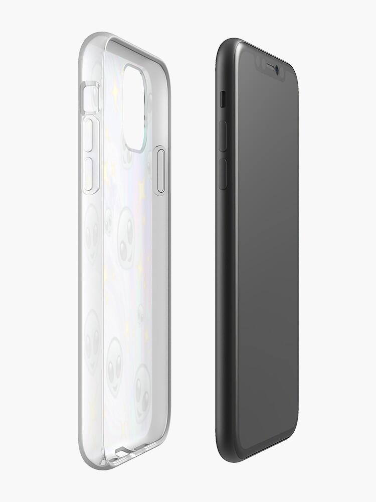 Tumblr Alien Emoji Phone Case Iphone 7 Snap Case - Fundas Tumblr