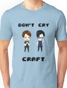 Chibi Don't Cry, Craft Unisex T-Shirt