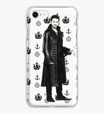 Captain Hook, the Pirate iPhone Case/Skin