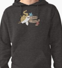 I Believe in Spiracles Pullover Hoodie