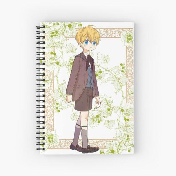 Webtoon WHO MADE ME A PRINCESS Claude de Alger Obelia Baby Boy Precious Child by Plutus/Spoon Spiral Notebook