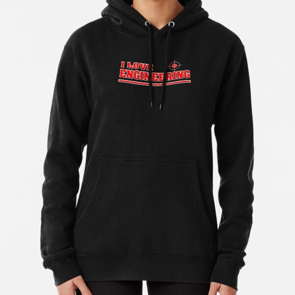 UJFISHER DESIGNS Pullover Hoodie