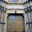Garnethill Synagogue, Glasgow by biddumy