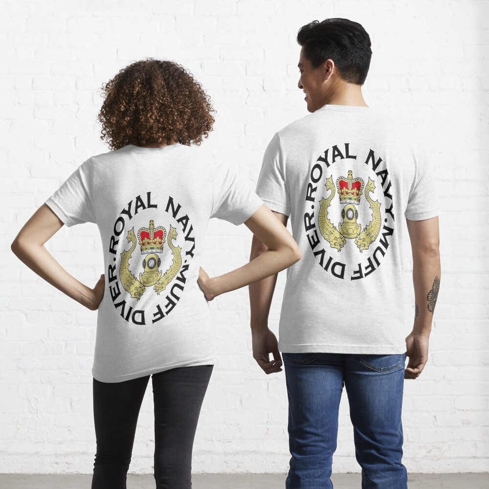 ROYAL NAVY DIVER Essential T-Shirt
