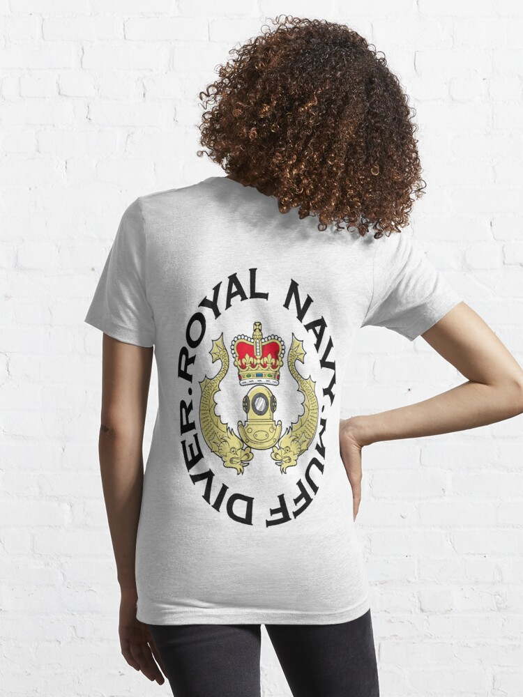 Alternate view of ROYAL NAVY DIVER Essential T-Shirt
