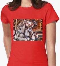 Vintage Horse Carousel Merry-Go-Round Carnival Ride  T-Shirt