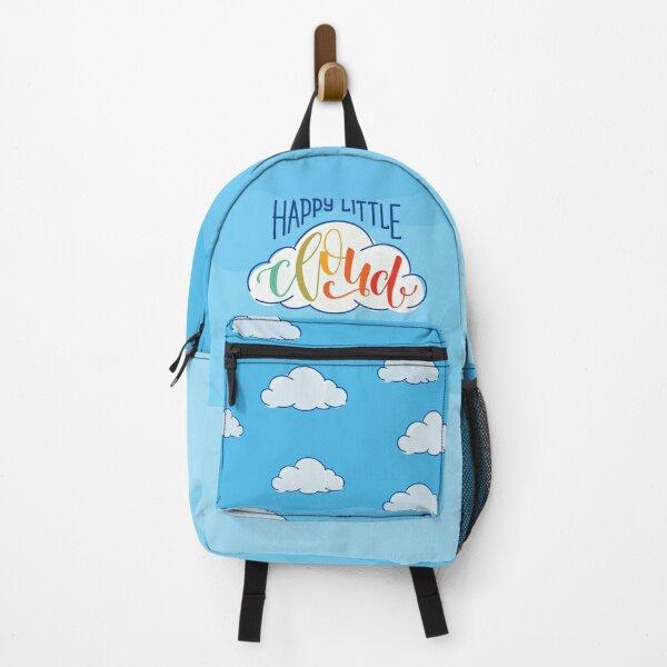 Happy Little Cloud 01 Backpack