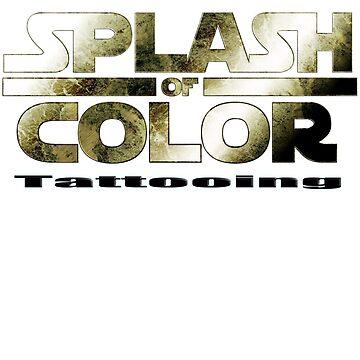Splash of Color - Jedi by asplashofcolor