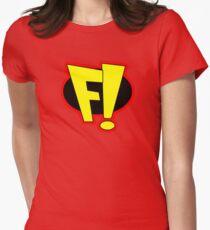 Freakazoid Women's Fitted T-Shirt