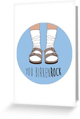 «Birken-rock» de Hannah Byers