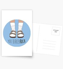 Birken-rock Postcards