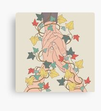 pay attention Canvas Print