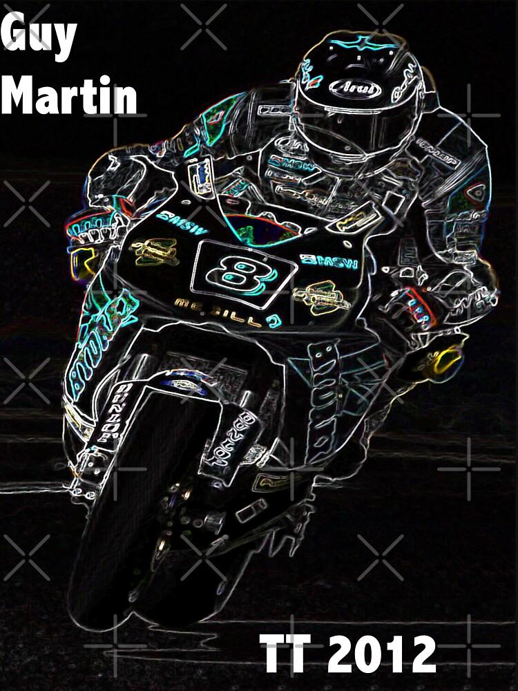 Guy Martin ......TT 2012??? by skanner30