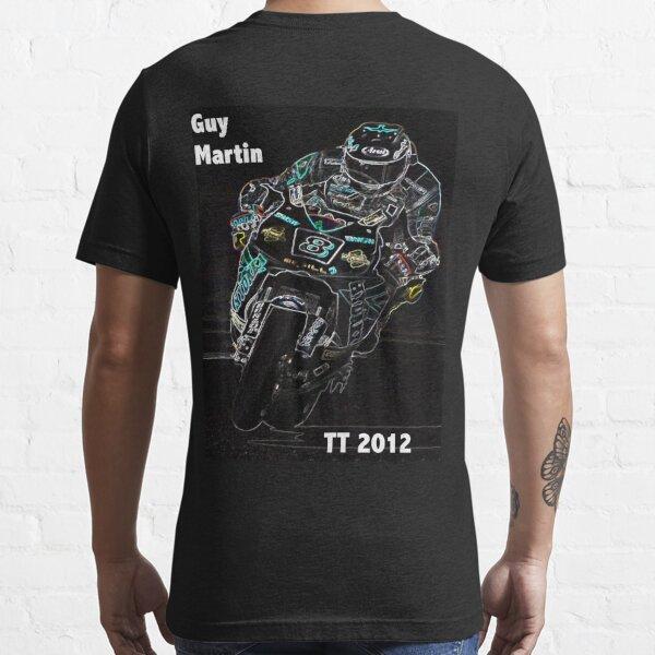 Guy Martin ......TT 2012??? Essential T-Shirt