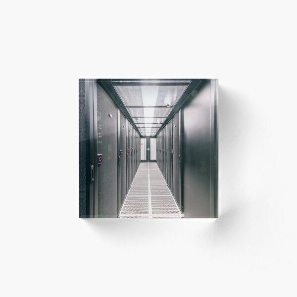 Modern interior Acrylic Block