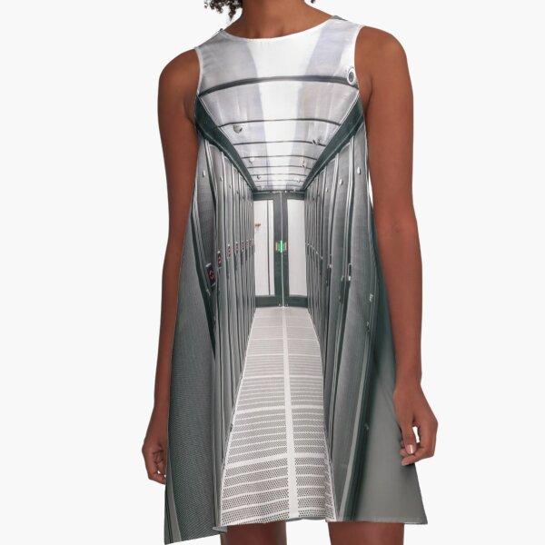 Modern interior A-Line Dress