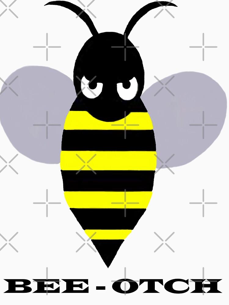 Bee-otch by skanner30