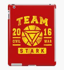 Team Stark iPad Case/Skin