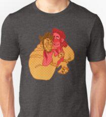c a r e s s    h i m Unisex T-Shirt