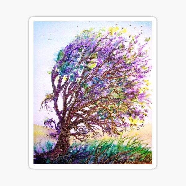 Dreaming Tree  Sticker