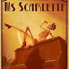 Ms Scarlette by Daks