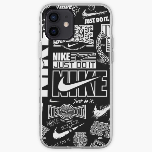 Crown sneakers iPhone Soft Case