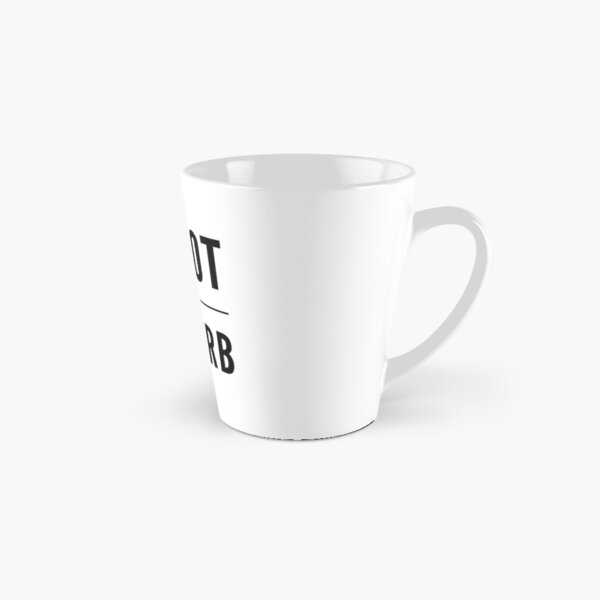 Do Not Disturb Tall Mug
