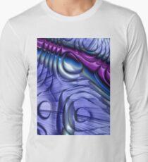Purple Curve T-Shirt