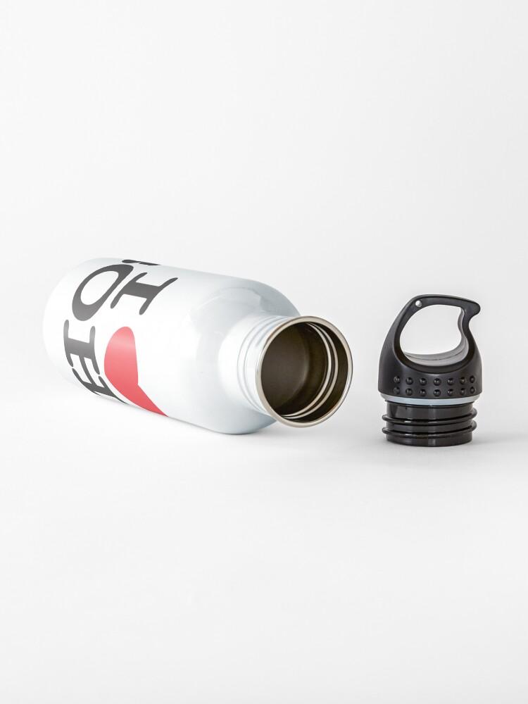 Alternate view of I Love Soho Official Merchandise @ilovesoholondon Water Bottle