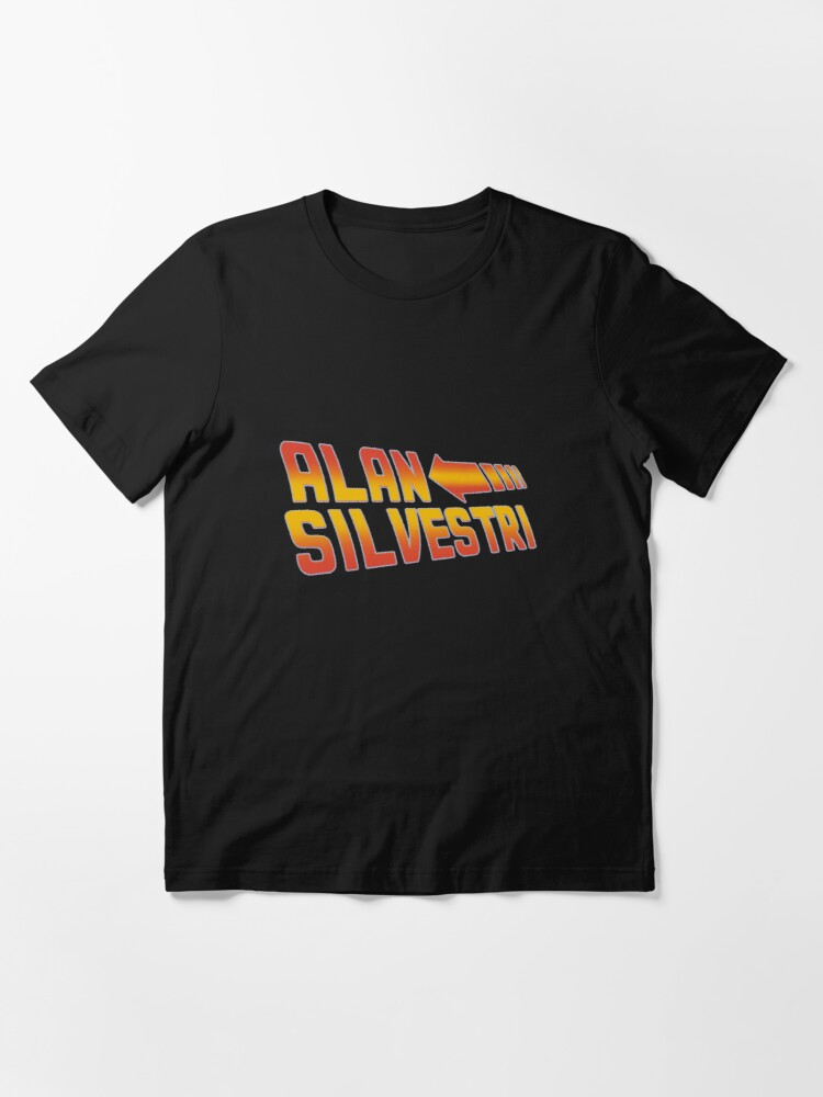 Alternate view of Alan Silvestri / Past Composer of the Future Essential T-Shirt