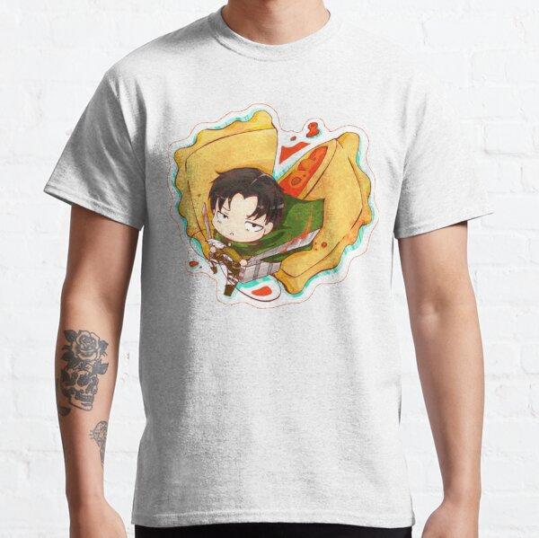 SNK - Livaï Ackerman T-shirt classique