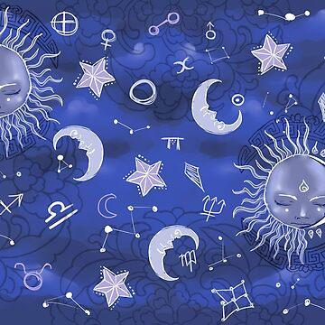 Cosmic Constellations by Shosetsu