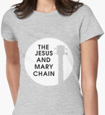 Jesus and Mary Chain Womens Fitted T-Shirt