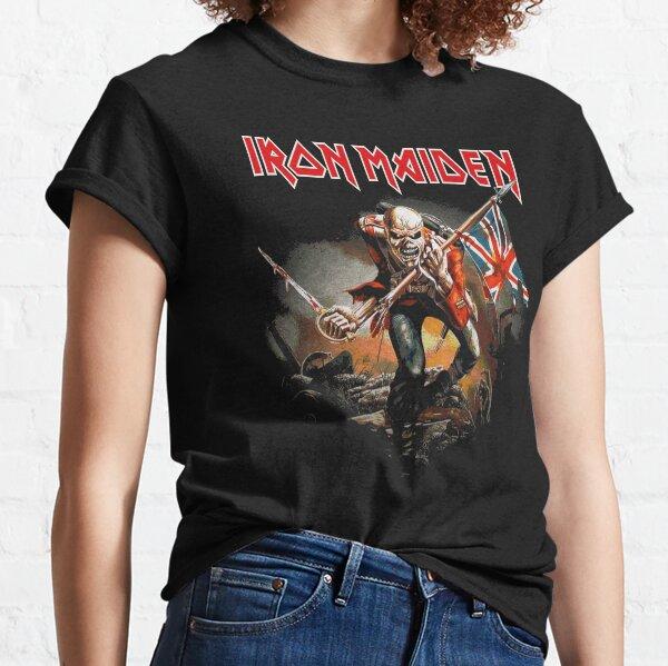 Iron Maiden Warriors Classic T-Shirt
