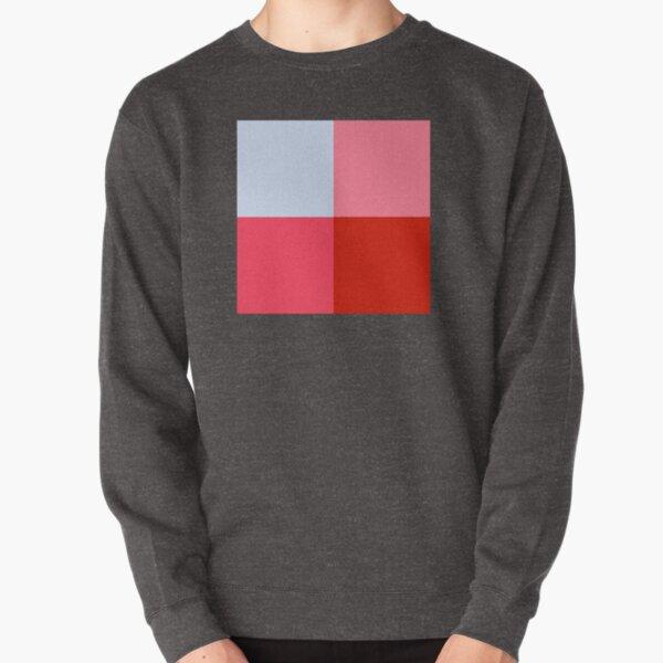 coloured squares Pullover Sweatshirt