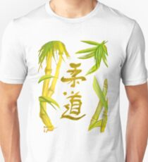 JuDo - the gentle way in white T-Shirt