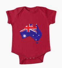 Australian Flag Kids Clothes