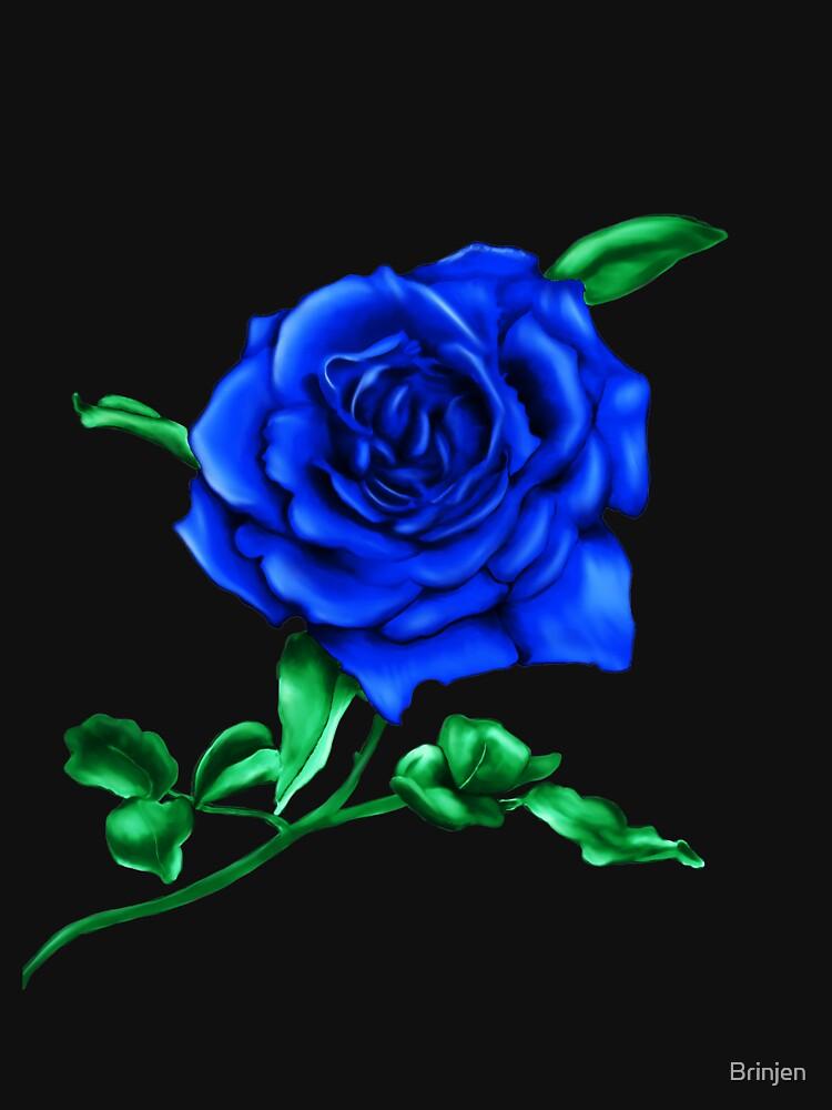 Blaue Rose von Brinjen